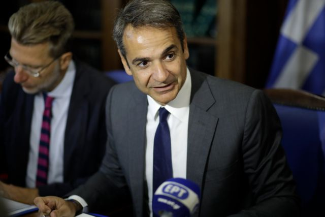 Mitsotakis seeks growth pact between business, labour, state | tovima.gr