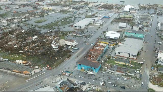 Τυφώνας Dorian : Στους 7 οι νεκροί – Φόβοι για περισσότερα θύματα   tovima.gr