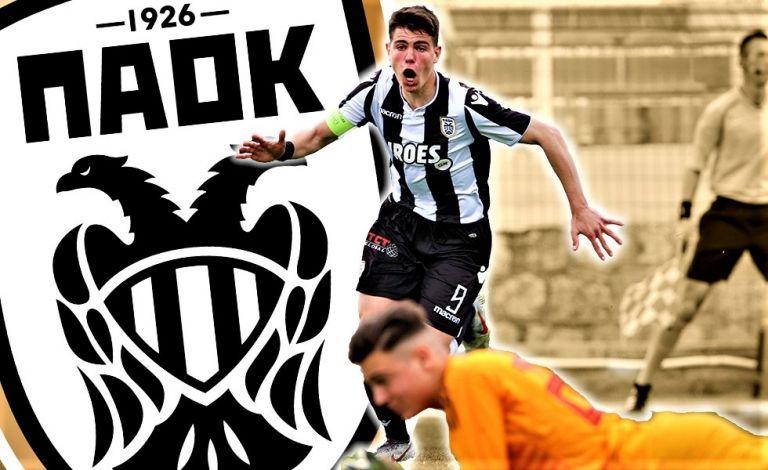 Tριετή συμβόλαια για έξι ταλέντα του ΠΑΟΚ | tovima.gr