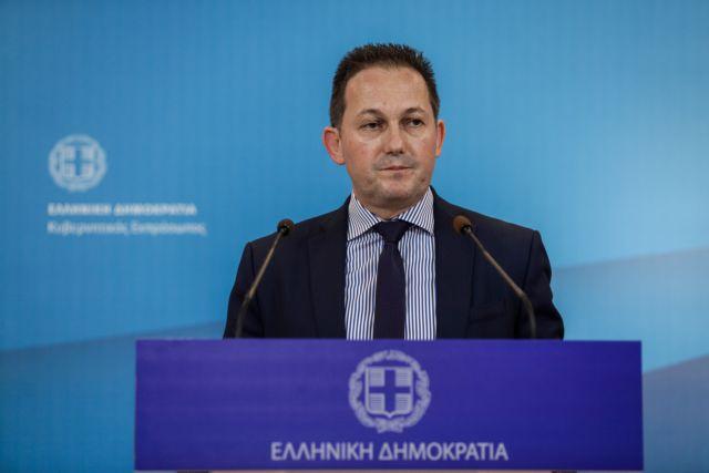 Πέτσας : Ο Μητσοτάκης τάραξε τα λιμνάζοντα νερά για τα Γλυπτά του Παρθενώνα | tovima.gr