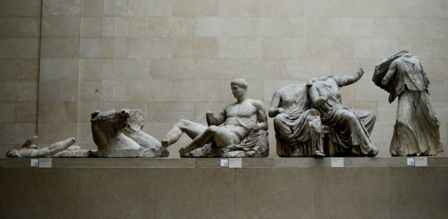 Greece, British Museum mull 'loan' of stolen Parthenon sculptures to Greece | tovima.gr