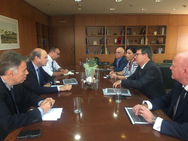 Χατζηδάκης: Έργο γεωστρατηγικής σημασίας για την Ελλάδα ο αγωγός TAP | tovima.gr
