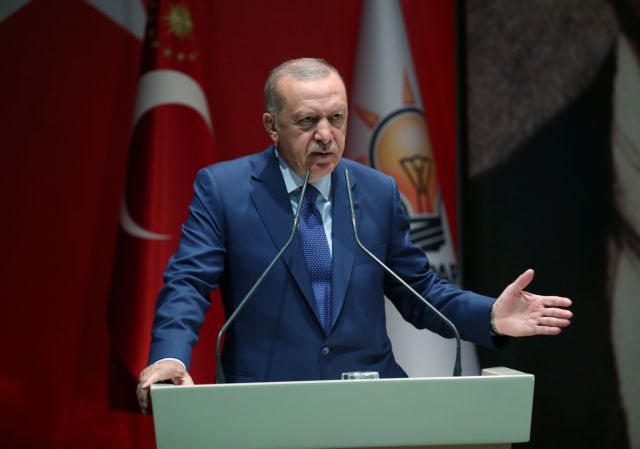 Seeking further funding Erdogan threatens to inundate Europe with migrants | tovima.gr