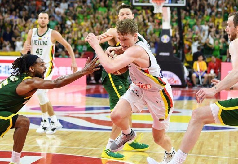 Γκριγκόνις: «Δεν παίζει μπάσκετ η Αυστραλία» | tovima.gr