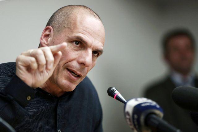 Βαρουφάκης: Αποκλείεται αντικυβερνητικό μέτωπο ΜέΡΑ25 – ΣΥΡΙΖΑ | tovima.gr