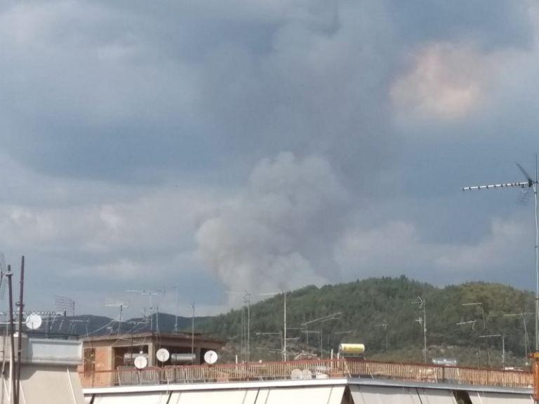 Πυρκαγιά στο Αγρίνιο – Μεγάλη κινητοποίηση της πυροσβεστικής | tovima.gr