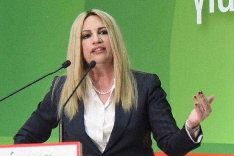 Γεννηματά : Δεν υπάρχει ΚΙΝΑΛ χωρίς ΠΑΣΟΚ, αλλά ούτε μόνο με ΠΑΣΟΚ | tovima.gr