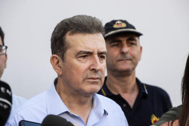 Χρυσοχοΐδης: Είχαμε 56 φωτιές κάθε μέρα χωρίς να χάσουμε ούτε έναν άνθρωπο | tovima.gr