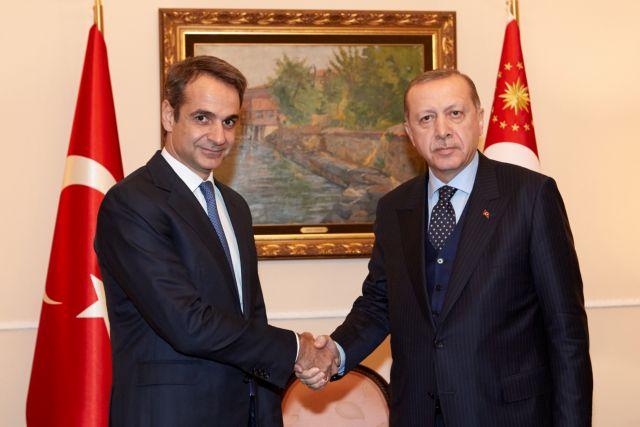Μητσοτάκης: Αν ο Ερντογάν θέλει επανεκκίνηση στις ελληνοτουρκικές σχέσεις, πρέπει να το αποδείξει έμπρακτα   tovima.gr
