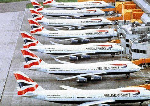 British Airways : Απεργία χωρίς προηγούμενο – Καθηλωμένα 1600 αεροσκάφη | tovima.gr