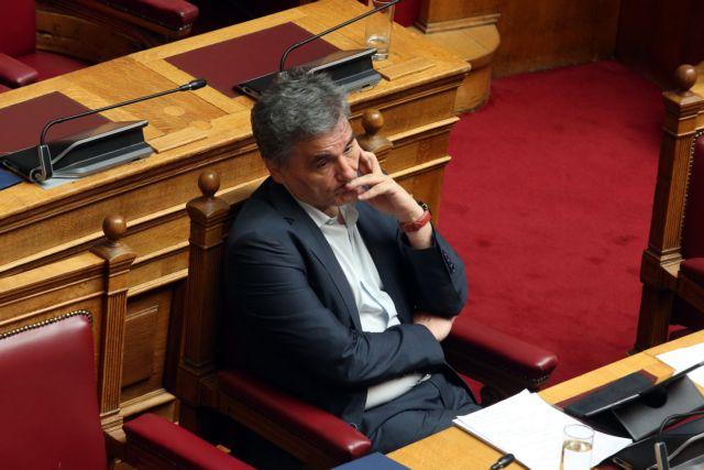Τσακαλώτος: Στην εποχή των θαυμάτων» βρίσκεται η Νέα Δημοκρατία | tovima.gr