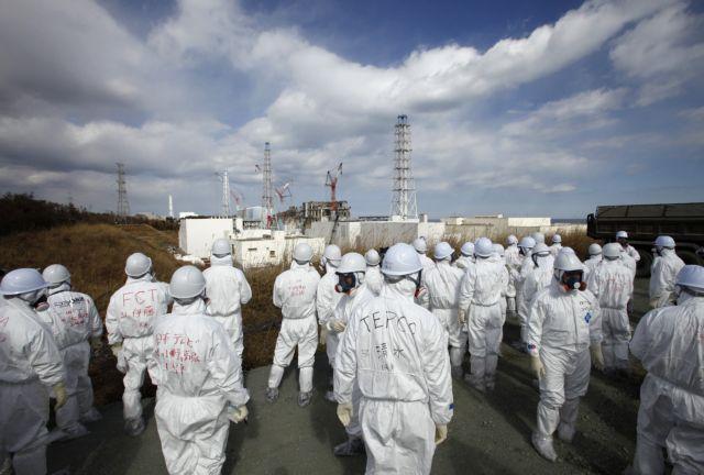 Φουκουσίμα: 1 εκατ. τόνοι ραδιενεργού νερού θα χυθούν στον Ειρηνικό | tovima.gr