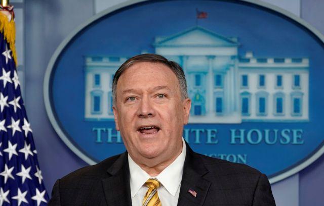 ΗΠΑ: Πολλές διαφωνίες ανάμεσα σε Πομπέο-Μπόλτον | tovima.gr