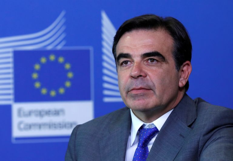 Ο Μαργαρίτης Σχοινάς αντιπρόεδρος της Κομισιόν – «Είμαι ενθουσιασμένος, έτοιμος για δουλειά» | tovima.gr