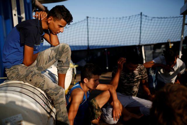 Προσφυγικό : Νέο όχι στον ελλιμενισμό του Alan Kurdi από Ιταλία-Μάλτα | tovima.gr