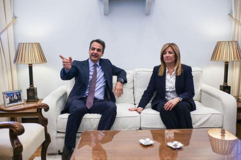 Ο Μητσοτάκης, το ΚΙΝΑΛ, ο εκλογικός νόμος και το στοίχημα της Φώφης | tovima.gr