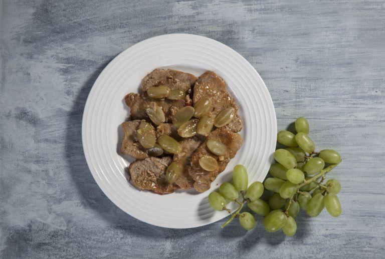 Χοιρινά μπριζολάκια με τσίλι και σταφύλι | tovima.gr