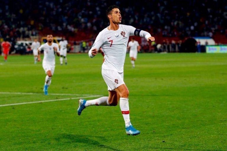 Ρονάλντο: «Ζω για να κερδίζουμε ως ομάδα όπου κι αν παίζω»   tovima.gr