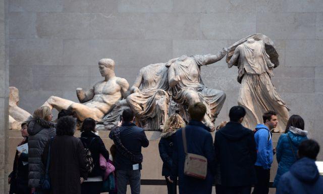 Μενδώνη: Να επιστρέψουν τα Γλυπτά στην Αθήνα | tovima.gr