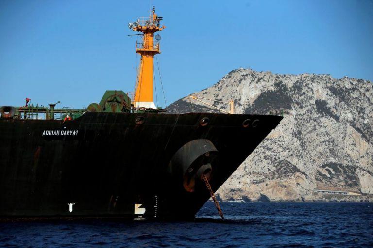 Ιράν για Adrian Darya 1: Το φορτίο πετρελαίου του δεξαμενόπλοιου πουλήθηκε εν πλω | tovima.gr