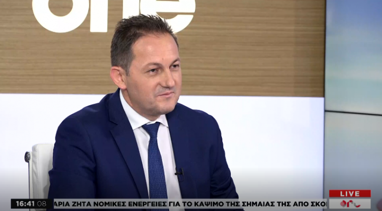 Στ. Πέτσας στο One Channel: Δεν αποκλείεται η κλοπή στη Λέρο να σχετίζεται με τρομοκρατία   tovima.gr