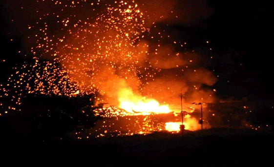 Κατεχόμενα – Κερύνεια: Διαδοχικές εκρήξεις σε αποθήκες πυρομαχικών | tovima.gr