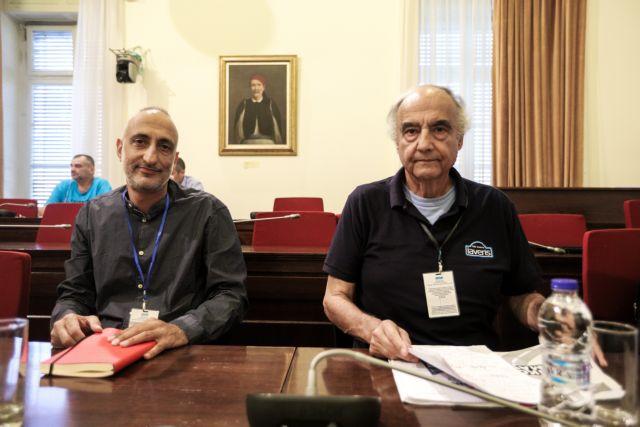 «Ιαβέρης» στη Βουλή: Στους δρόμους της Ελλάδος συντελείται η μεγαλύτερη γενοκτονία | tovima.gr