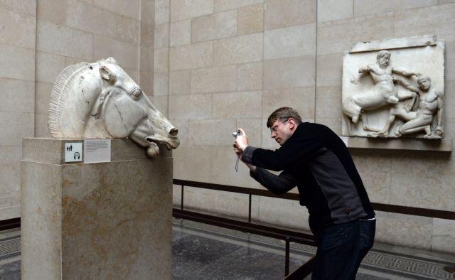 Βρετανικό Μουσείο: Υπάρχουν σημάδια αλλά δεν απειλούνται τα γλυπτά του Παρθενώνα | tovima.gr