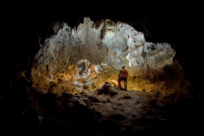 Αποστολή στη Σελήνη: Έξι αστροναύτες θα προετοιμαστούν σε σπήλαιο στη Σλοβενία | tovima.gr