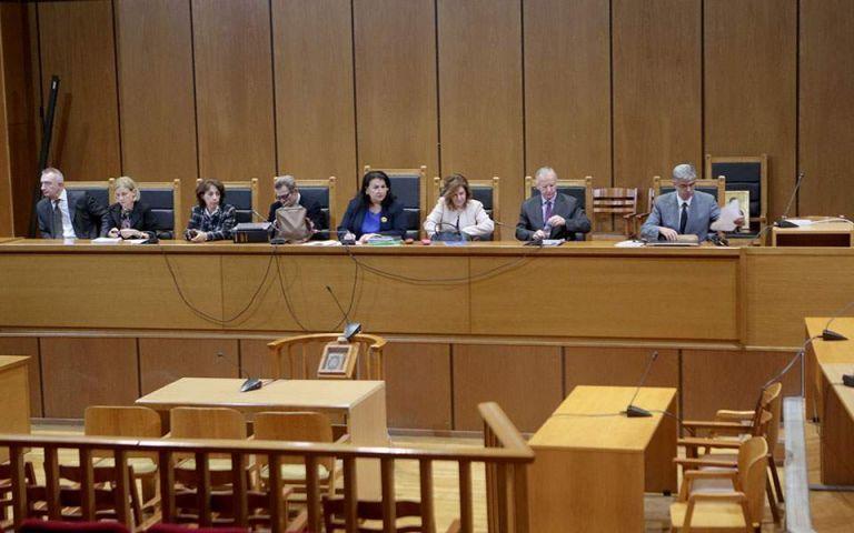 Δίκη Χρυσής Αυγής : Ενοχοι Λαγός και Μίχος για το «Συνεργείο» | tovima.gr