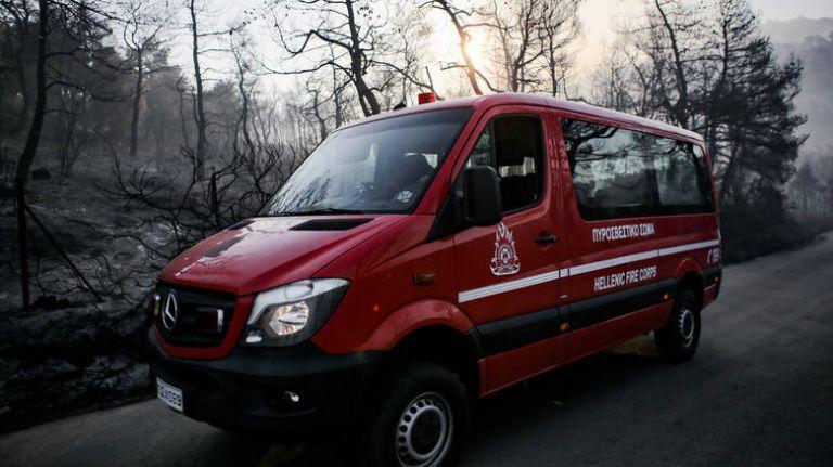 Κέρκυρα: 39χρονη φέρεται να ομολόγησε τους εμπρησμούς στον Άγιο Μάρκο | tovima.gr