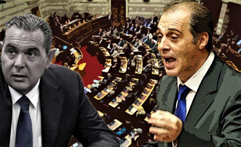Ο Βελόπουλος διάδοχος του Καμμένου: Τα μικρά κόμματα ως «πιστόλια» | tovima.gr