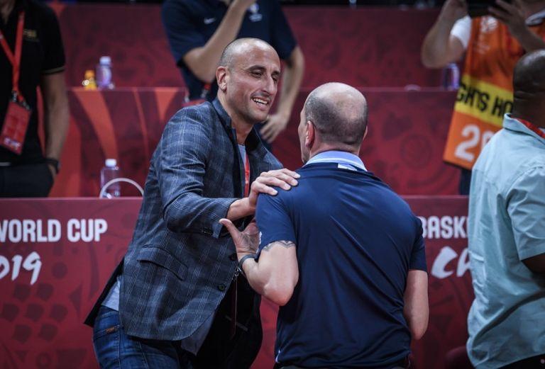 Τζινόμπιλι: «Έσπασαν τη μέση τους σε κάθε φάση, τρομερή Αργεντινή» | tovima.gr