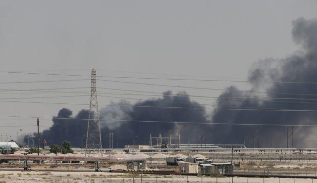 Σαουδική Αραβία : Οι Χούτι πίσω από την επίθεση σε πετρελαϊκές εγκαταστάσεις | tovima.gr