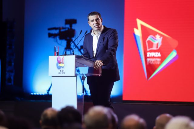 Τσίπρας: Υποκρισία της ΝΔ για τη Συμφωνία των Πρεσπών | tovima.gr