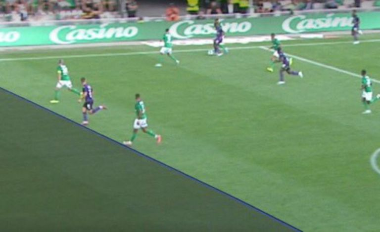 Το γκολ του Κουλούρη που ακυρώθηκε μέσω VAR για οφσάιντ (vid) | tovima.gr