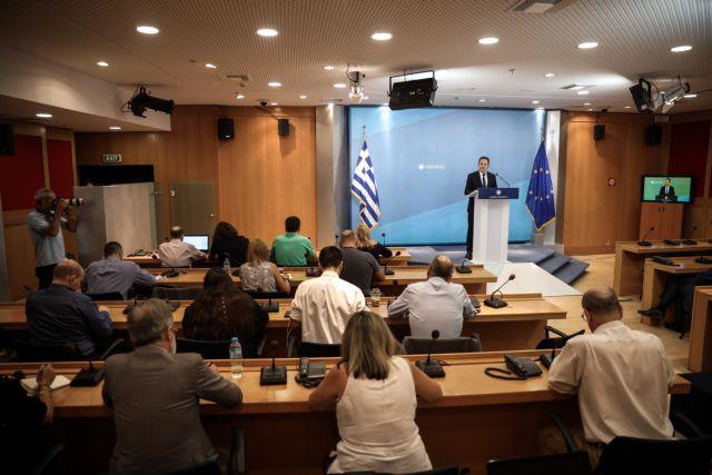 Πέτσας: Κουρασμένος ακόμη και στα ψέματα ο κ. Τσίπρας   tovima.gr