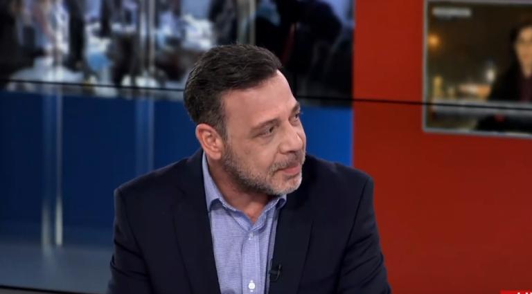 Γιώργος Μπεκατώρος στο One Channel για την επικοινωνιακή στρατηγική Μητσοτάκη – Τσίπρα   tovima.gr