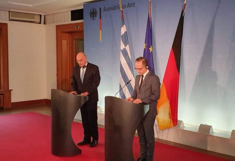 Mάας για γερμανικές αποζημιώσεις: Το ζήτημα έχει τυπικά απαντηθεί   tovima.gr