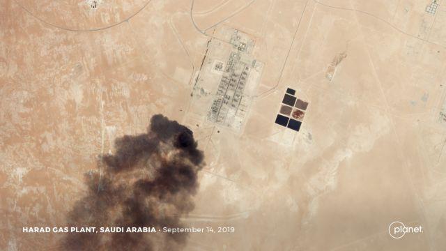 ΗΠΑ – Σαουδική Αραβία: Δείχνουν Ιράν για την επίθεση στις πετρελαϊκές εγκαταστάσεις | tovima.gr