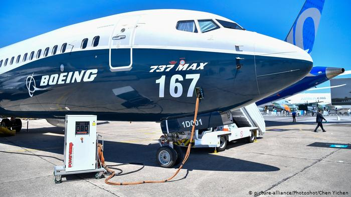 Στο έδαφος εδώ και 6 μήνες τα Boeing 737 Max | tovima.gr