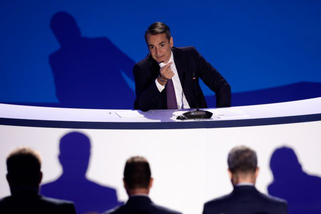 Μητσοτάκης: Η πρόωρη αποπληρωμή του ΔΝΤ ενισχύει την αξιοπιστία της χώρας | tovima.gr