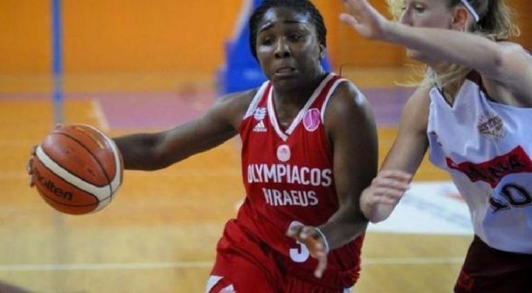 Τόμας: «Είμαι πολύ χαρούμενη που έμεινα στον Ολυμπιακό» | tovima.gr