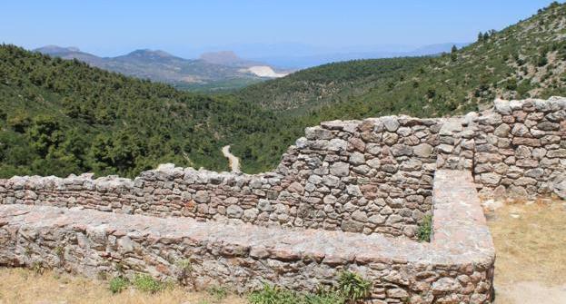 Το BBC «μαγεύεται» από την αρχαία πόλη της Τενέας | tovima.gr