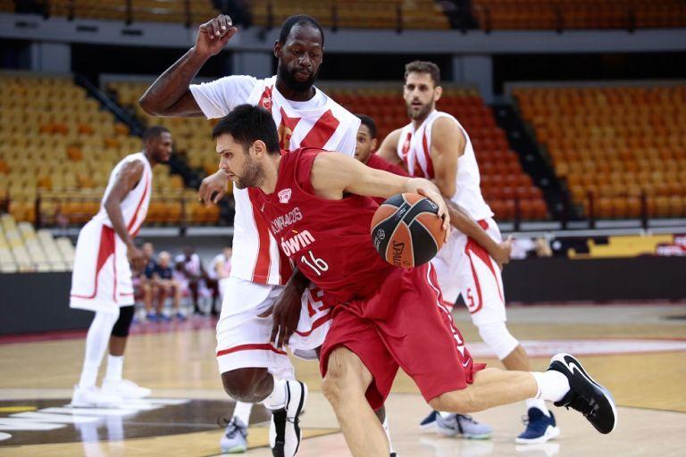 Ήττα για τον Ολυμπιακό από τον Ερυθρό Αστέρα | tovima.gr