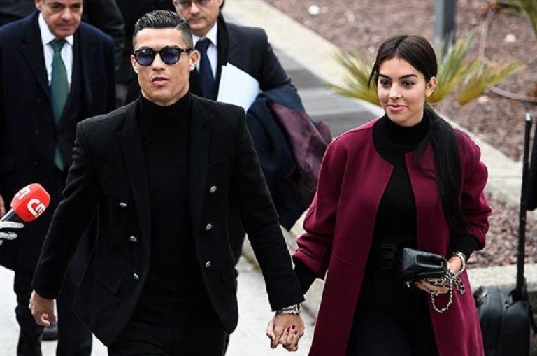 Κριστιάνο Ρονάλντο: «Θα παντρευτούμε με την Τζορτζίνα» | tovima.gr