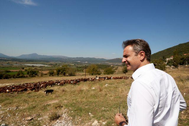 Γιάννενα: Στα Ζαγοροχώρια ο Μητσοτάκης για την ένταξη της περιοχής στην UNESCO
