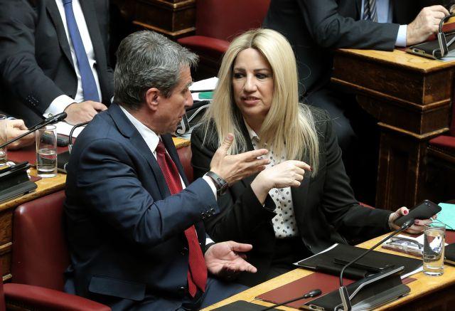 Κίνημα Αλλαγής: Εν αναμονή της στάσης του στην υπόθεση Novartis | tovima.gr