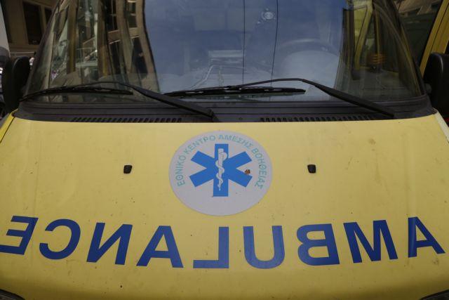 Χανιά: Αγοράκι έπεσε από ύψος 3 μέτρων   tovima.gr
