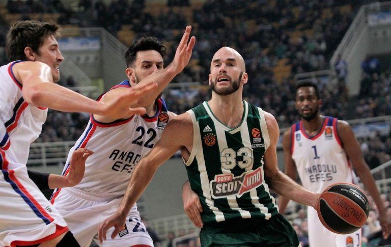 Euroleague: «Η φετινή σεζόν μπορεί να μείνει αξέχαστη για τον Παναθηναϊκό» | tovima.gr
